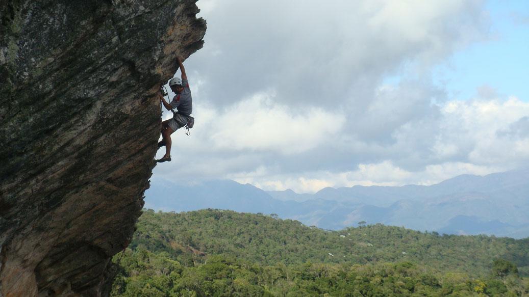 Escalada em Minas Gerais
